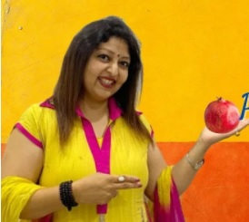 Benefits of Pomegranate Guidelines by Dr Neeta Narke